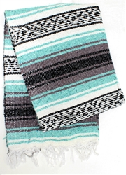 Shop for Classic Lightweight Yoga Blanket Mexican