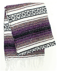 Buy Classic Lightweight Yoga Blanket Mexican