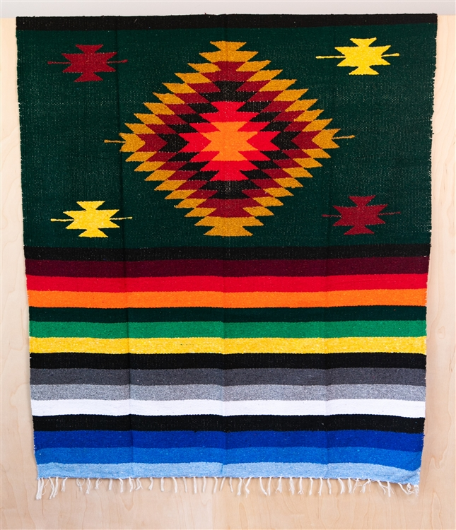 Shop For Heavy Mexican Blankets Southwestern