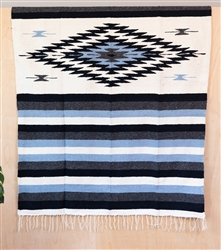 Colorful Mexican Heavy Blankets - Tribal 14