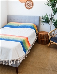 Shop for Oaxacan Bedspreads, Linens