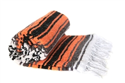 Mexican Blankets - Orange