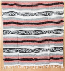 Shop Mexican Blankets for Yoga Pattern #10