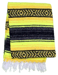 Shop Mexican Blankets for Yoga Pattern #14