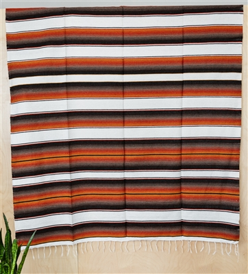 Find Large Authentic Mexican Blankets Serape