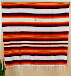 Your Source for Mexican Serape Blankets