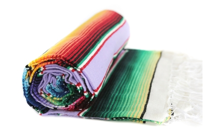 Find Mexican Blankets Serape Style