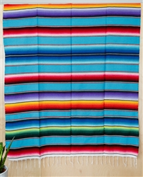 Shop for Serape Mexican Blankets - Pattern 3
