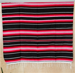 Shop for Serape Mexican Blankets - Pattern 4