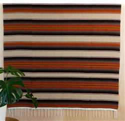 Shop for Serape Mexican Blankets - Pattern 7