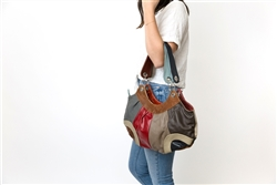 Shop for Premium Mexican Leather Purses Colorful