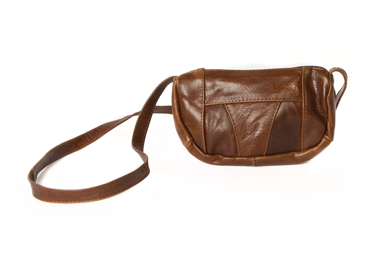 Mexican Premium Leather Purse - Brown #93