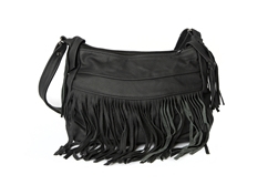 Buy Classic Fringe Leather Purses Simple