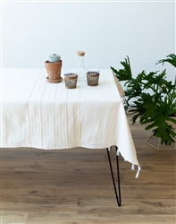 Find Boho Style Mexican Tablecloths