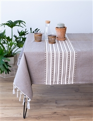 Buy Bohemian Style Mexican Tablecloths