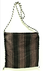Mexican Baja Bag with Rope Strap - Pattern 2