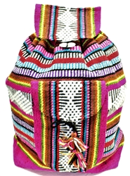 Traditional Mexican Backpack - Mayan 5