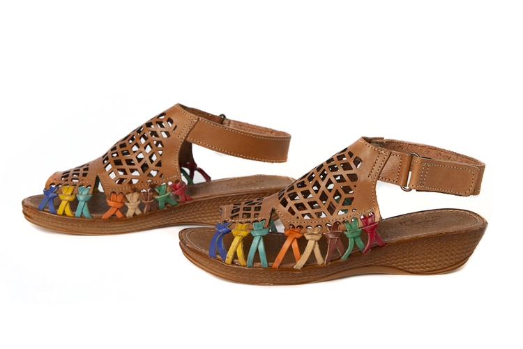 29a810732dc66 Shop for Women s Wedge Mexican Huarache Sandals