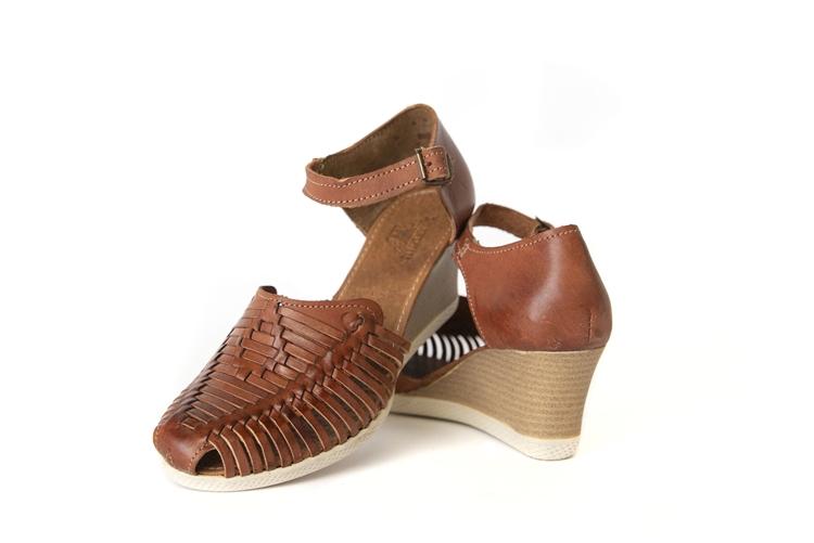 137bc3a1d87c Women s Closed Toe Especial Wedge Huarache Chedron