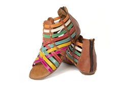 Shop for Colorful Women's Huarache Sandals