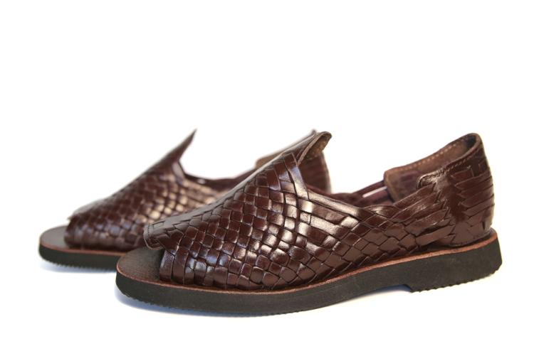 Open Toe Mens Mexican Sandals