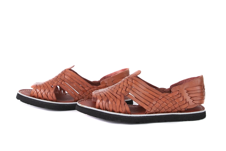 Women/'s Mexican Sandals Huaraches Classic Chedron Color
