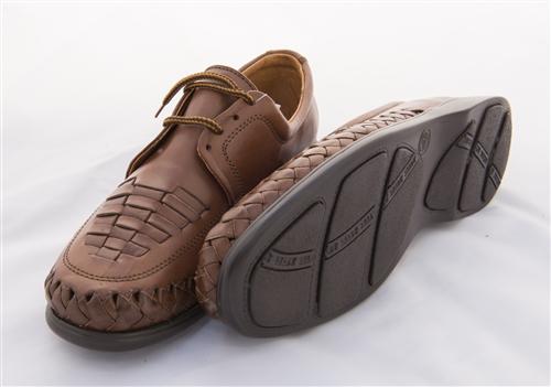 9e1721b39b07 Shop Clearance Mexican Leather Huarache Sandals