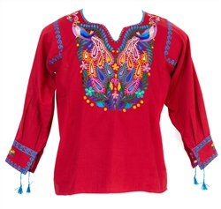 Find Mexican Blouses Long Sleeve