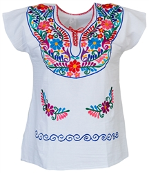 Shop for Mexican Tops Attire for a Fiesta