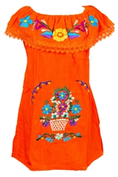 Shop for Kids Size Mexican Dresses for Fiesta