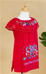 Buy Kids Size Mexican Dresses for Fiesta