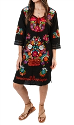 Mexican Mini Dresses for Women | Officialfiesta