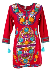 Shop Mexican Mini Dresses for Women