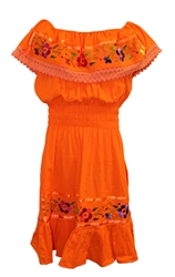 Shop Mexican Dresses Midi for Women