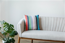 Handcrafted Mexican Oaxaca Pillow Covers