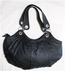 Mexican Premium Leather Purse - Black #2