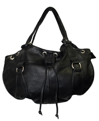 Mexican Premium Leather Purse - Black #4