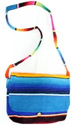 Classic Serape Messenger Purse at Officialfiesta