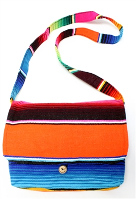 Shop Classic Serape Messenger Purse Authentic
