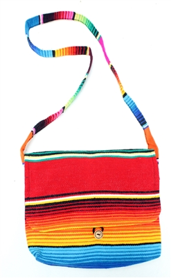 Classic Serape Messenger Bag at Officialfiesta