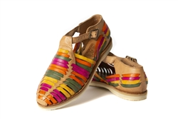 Shop for Women's Mexican Sandals Flat Huaraches
