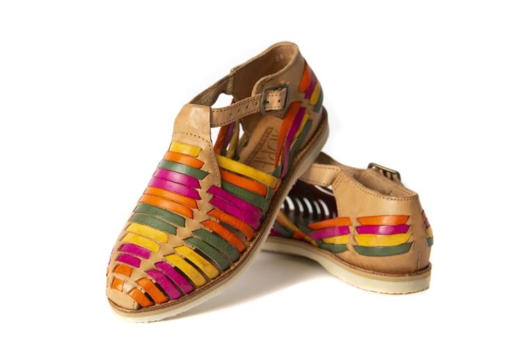 a61f6c6a4952 Shop for Women s Mexican Sandals Flat Huaraches