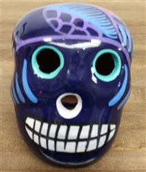 Buy Day of the Dead Mini Skulls
