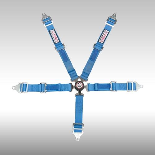 Jr Dragster Belts G-force 5 point harness