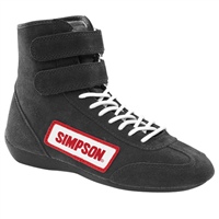 THE HIGHTOP DRIVING SHOE (SFI-5) Simpson