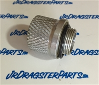 Jr Dragster Standard Carburetor Bowl Plug.