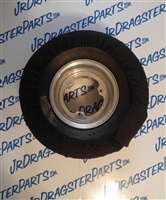 Jr Dragster tire covers