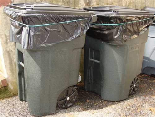 30 Gallon Commercial Trash Garbage Can