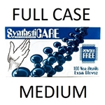 Emerald Syntheticare Brand Medical Exam Disposable Latex Free Powder Free Vinyl Gloves 10 x 100ct MEDIUM