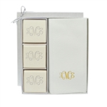 Eco Luxury Signature Soap Gift Set